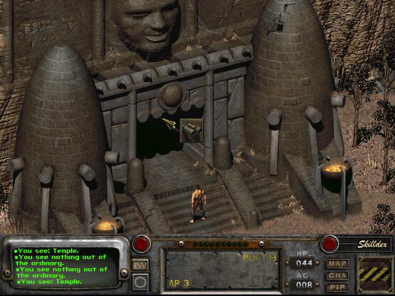 Fallout 2 on Game and Player