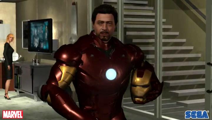 Descargar Iron Man The Game Pc Iso