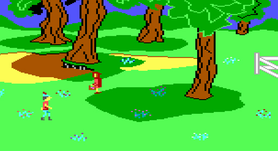King S Quest Ii Romancing The Throne On Game And Player